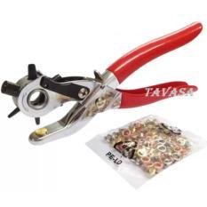 Đánh Giá Kìm bấm lỗ dây nịt (kèm khoen) TOP – K6012A