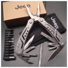 Kìm đa năng 13 chức năng Jeep™ Multi Function Pocket Pliers