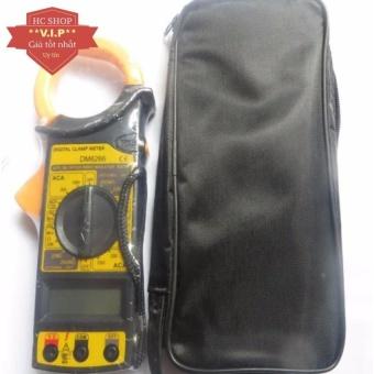 Kìm đo điện vạn năng DM6266 + tặng Pin