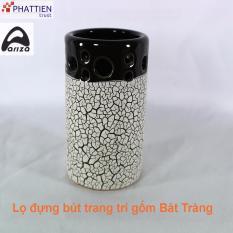 Lọ đựng bút gốm Bát Tràng( Phat Tien Shop)