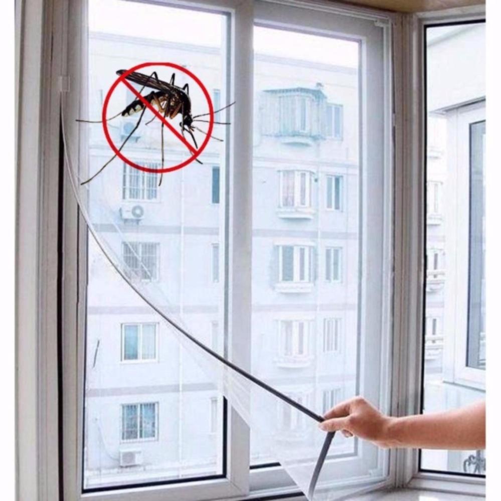 Lưới Chống Muỗi Cho Cửa Sổ – Hàng loại1 Dày Dặn lợi (200x150cm)-GDTL