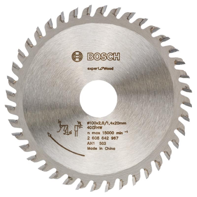 Lưỡi cưa gỗ (100xT40)