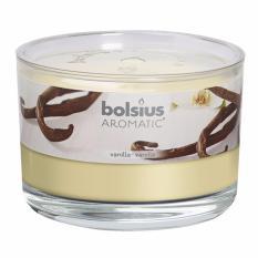 Ly nến thơm Bolsius Vanilla BOL6204 440g (Hương Vani)