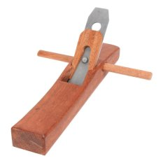 Mahogany Hand Planer Carpenter Woodworking Planing Tool(350mm) - intl