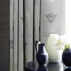 Giá Sốc Màn cửa đơn khoen Miss Curtain 135x220cm (NG099-Teak)