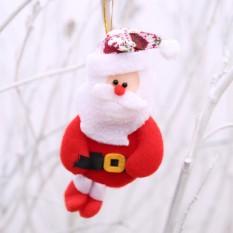 Người đàn ông/Hươu Xmas Ngày Lễ Trang Trí Giáng Sinh Treo Thủ Công Đồ Trang Trí Búp Bê Ông Già Noel-quốc tế