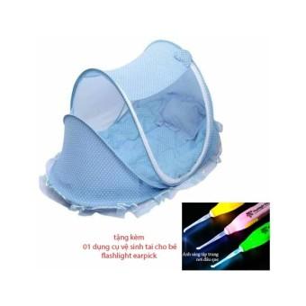 Màn ngủ chống muỗi có phát nhạc cho bé happy baby+ tặng kèm 01 dụngcụ Flashlight earpick - 8327839 , NO007HLAA6RK63VNAMZ-12432440 , 224_NO007HLAA6RK63VNAMZ-12432440 , 199000 , Man-ngu-chong-muoi-co-phat-nhac-cho-be-happy-baby-tang-kem-01-dungcu-Flashlight-earpick-224_NO007HLAA6RK63VNAMZ-12432440 , lazada.vn , Màn ngủ chống muỗi có phát nhạ