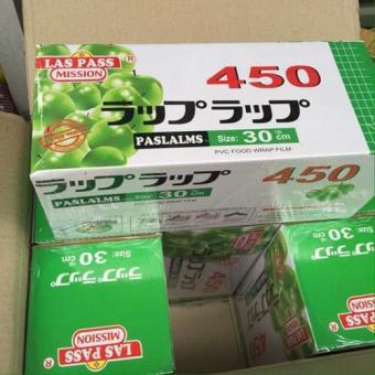 Màng bọc thực phẩm Laspalm 450M cao cấp