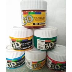 Màu Acrylic 3D 100ml – AA04
