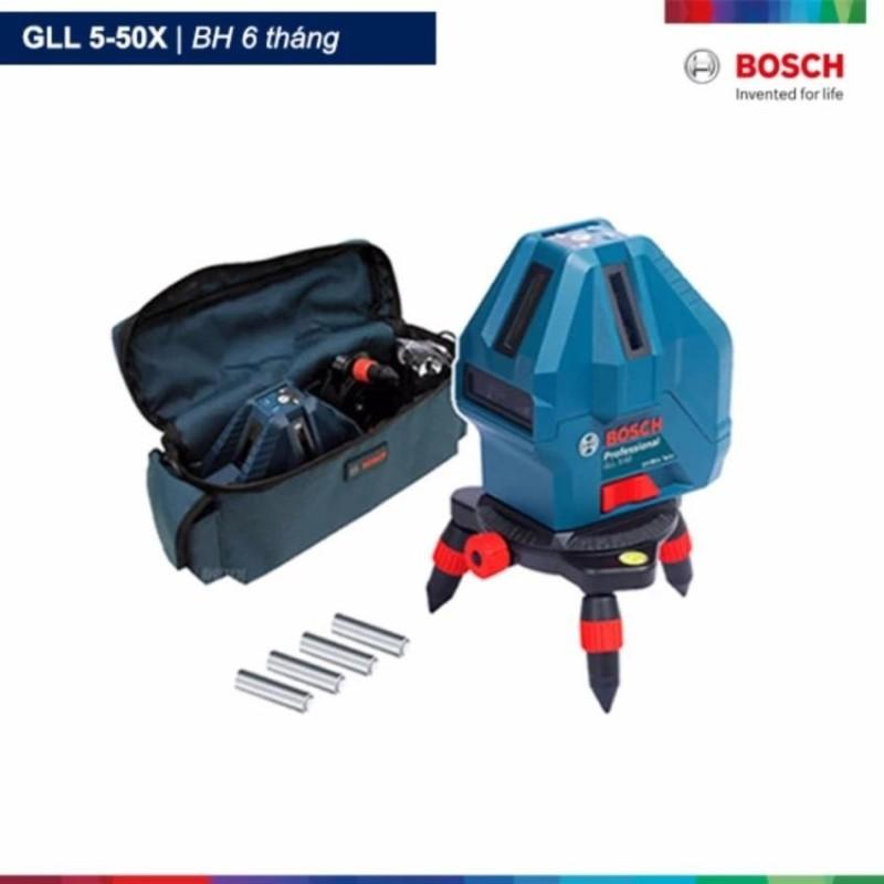 Máy Cân Bằng 5 Tia Laser Bosch GLL 5-50X