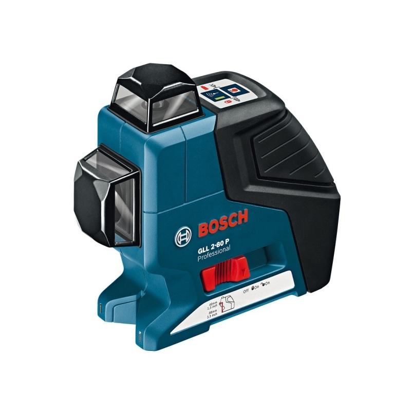 Máy cân mực laser 2 tia Bosch GLL2-80 (Xanh)
