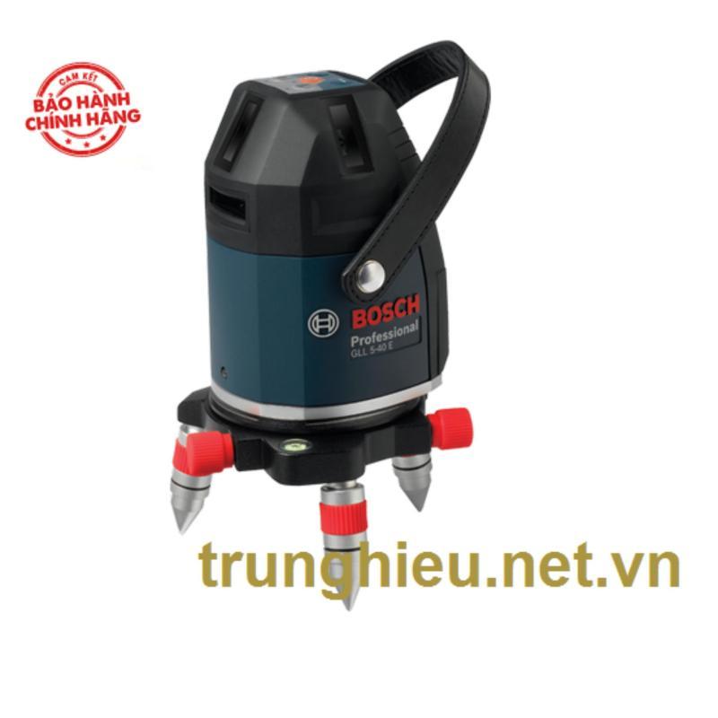 Máy cân mực laser Bosch GLL 5-40 SET