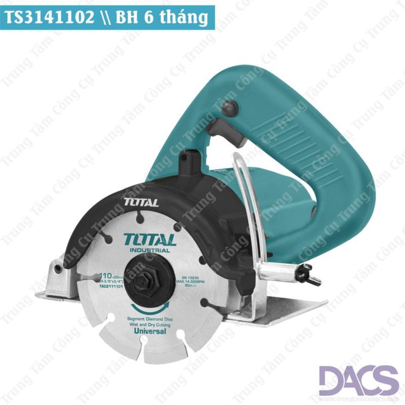 Máy cắt gạch 1400W-Total TS3141102