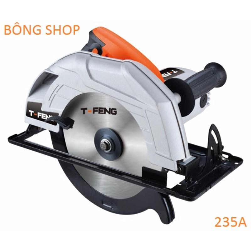 Máy cắt sắt T-FENG Circular Saw 66-235A  (2380W) (Cam)