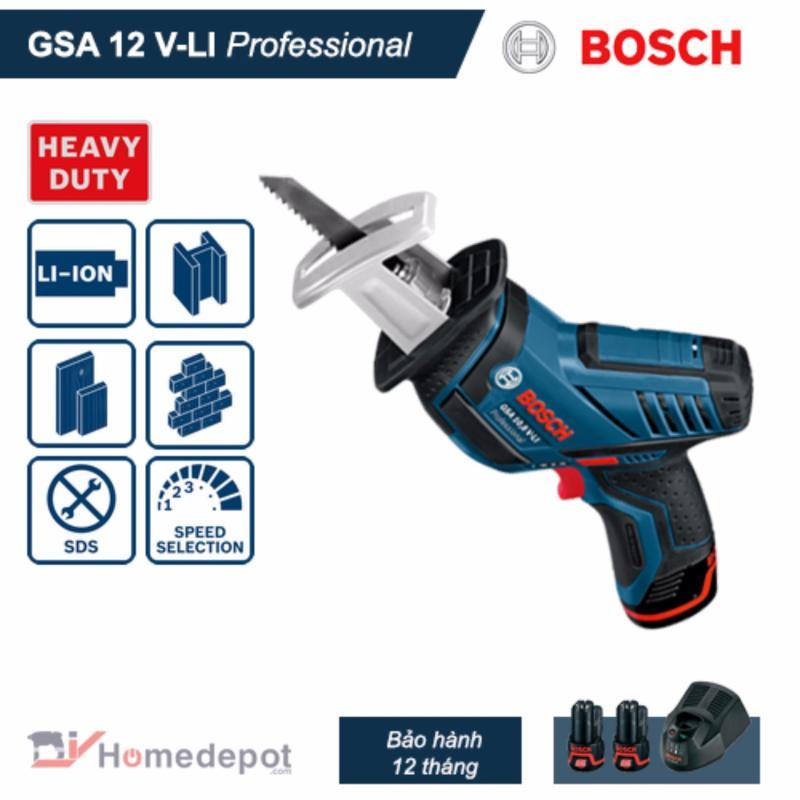 Máy cưa kiếm dùng pin GSA 12V-LI
