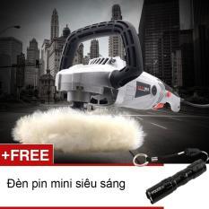 Máy đánh bóng JOUST MAX JST11802 (Tặng đèn pin mini Zento)