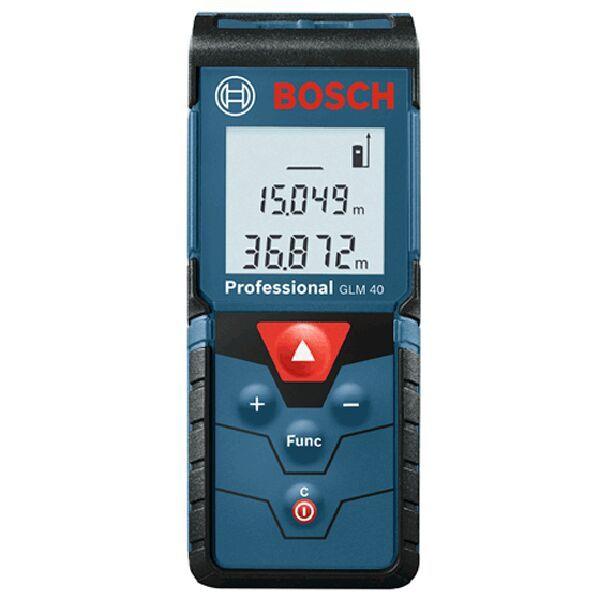 Máy đo khoảng cách 40m Laser Bosch GLM 40 (Xanh)
