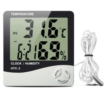Máy Đo Nhiệt độ Độ Ẩm không khí trong phòng HTC - 2