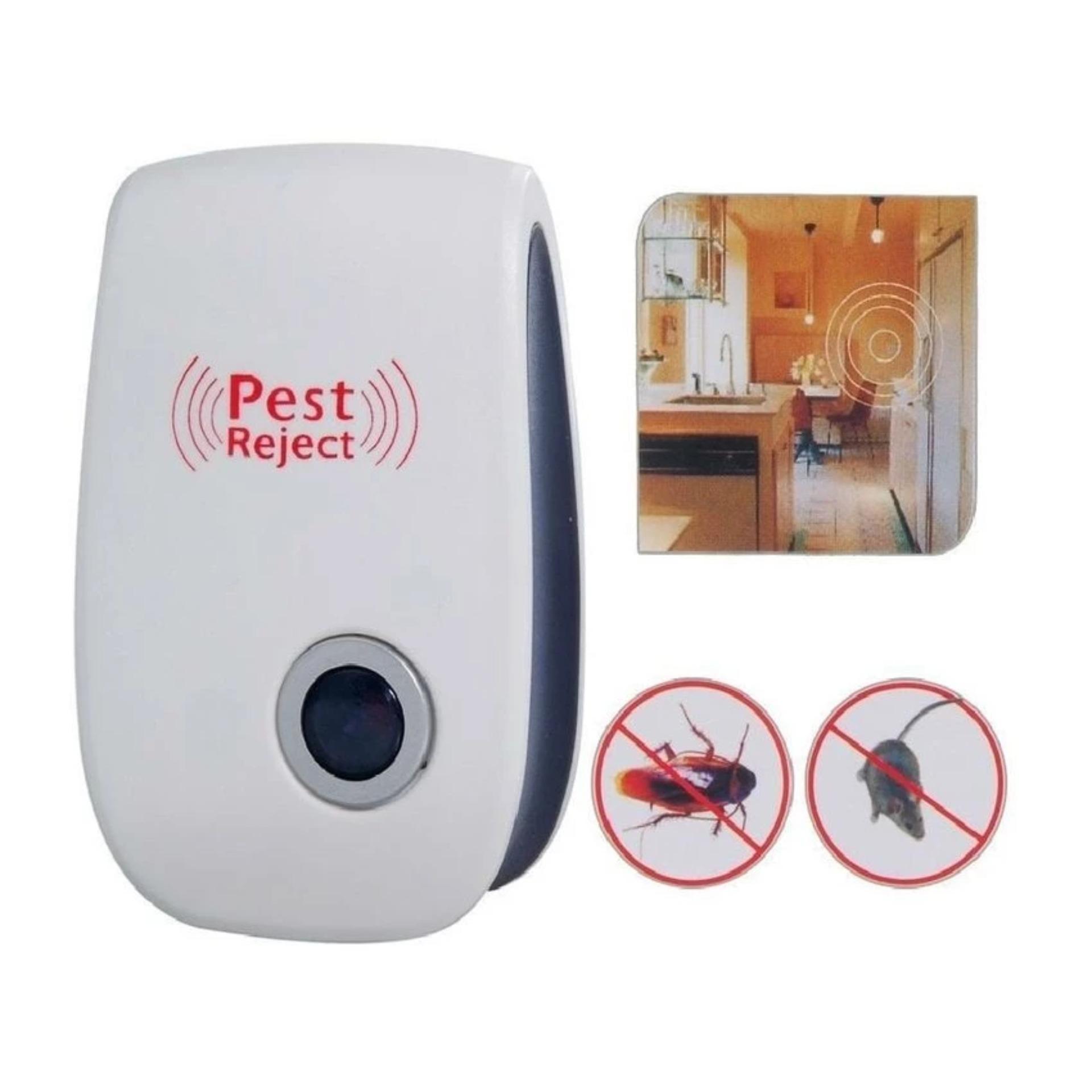 So Sánh Giá Máy đuổi chuột, gián và côn trùng hiệu quả + Tặng 02 giá treo phích cắm điện