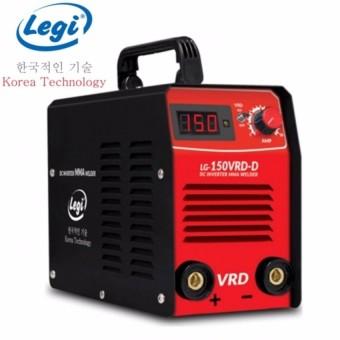 Máy hàn điện tử Legi LG-150VRD-D (Đỏ)