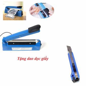 Máy hàn miệng túi nilong dập tay 20cm Impulse Sealer PFS-200 tặng dao dọc giấy - 8829149 , VI642HLAA389L1VNAMZ-5646856 , 224_VI642HLAA389L1VNAMZ-5646856 , 350000 , May-han-mieng-tui-nilong-dap-tay-20cm-Impulse-Sealer-PFS-200-tang-dao-doc-giay-224_VI642HLAA389L1VNAMZ-5646856 , lazada.vn , Máy hàn miệng túi nilong dập tay 20cm Impu
