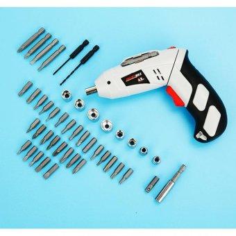 Máy khoan bắt vít dùng pin sạc 45 chi tiết tích hợp Đèn Led siêusáng - 8494081 , OE680HLAA1UOP4VNAMZ-3126369 , 224_OE680HLAA1UOP4VNAMZ-3126369 , 659000 , May-khoan-bat-vit-dung-pin-sac-45-chi-tiet-tich-hop-Den-Led-sieusang-224_OE680HLAA1UOP4VNAMZ-3126369 , lazada.vn , Máy khoan bắt vít dùng pin sạc 45 chi tiết tích hợp