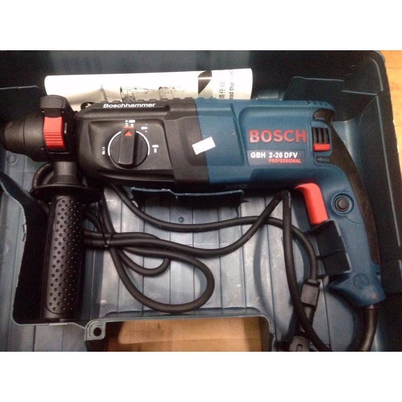 Máy Khoan Bosch 2-26 ( tặng kèm mũi khoan)