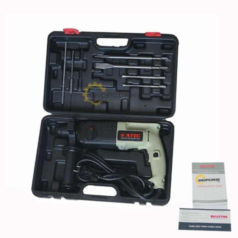 Máy khoan búa ATEC AT6224 24mm