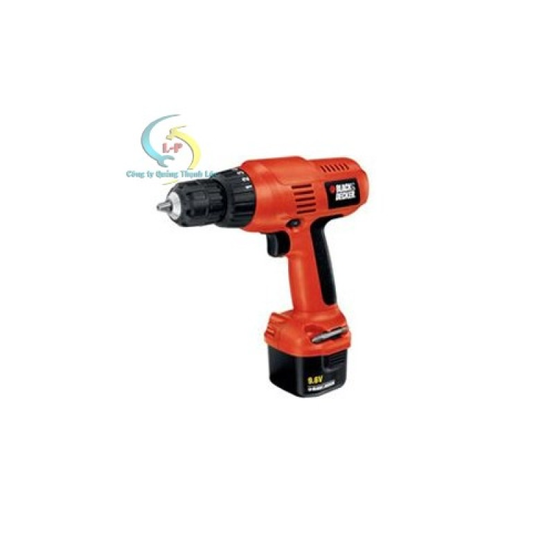MÁY KHOAN PIN BLACK AND DECKER CD9600-B1