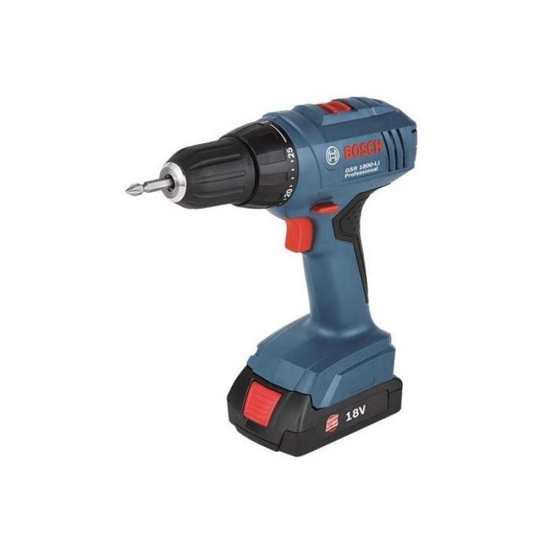 Máy khoan pin Bosch GSR 1800 Li