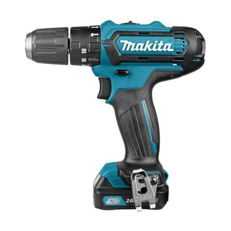 Máy khoan vặn vít dùng pin Makita HP331DSYE