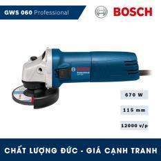 Máy mài góc Bosch GWS 060 Professional (670W)