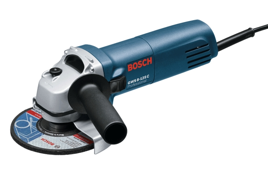 Máy mài góc Bosch GWS 8-125 C (Xanh)