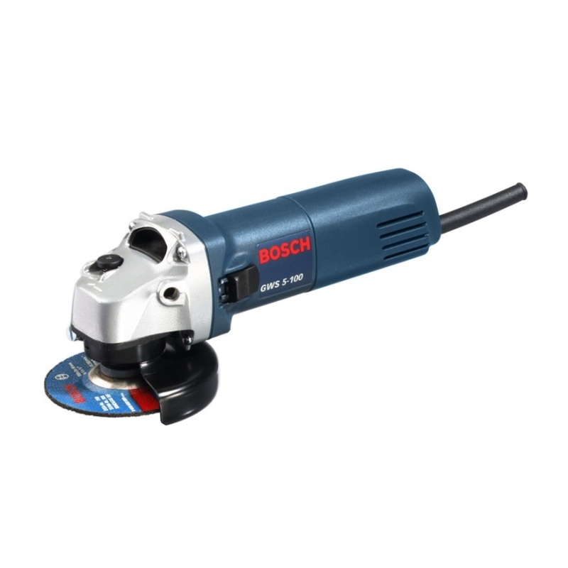 Máy mài góc Bosch GWS5-100 4inch (Xanh)