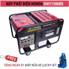 Máy Phát Điện Honda SH11500DX (Có đề)