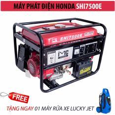 Máy Phát Điện Honda SHI7500E (Có Đề)