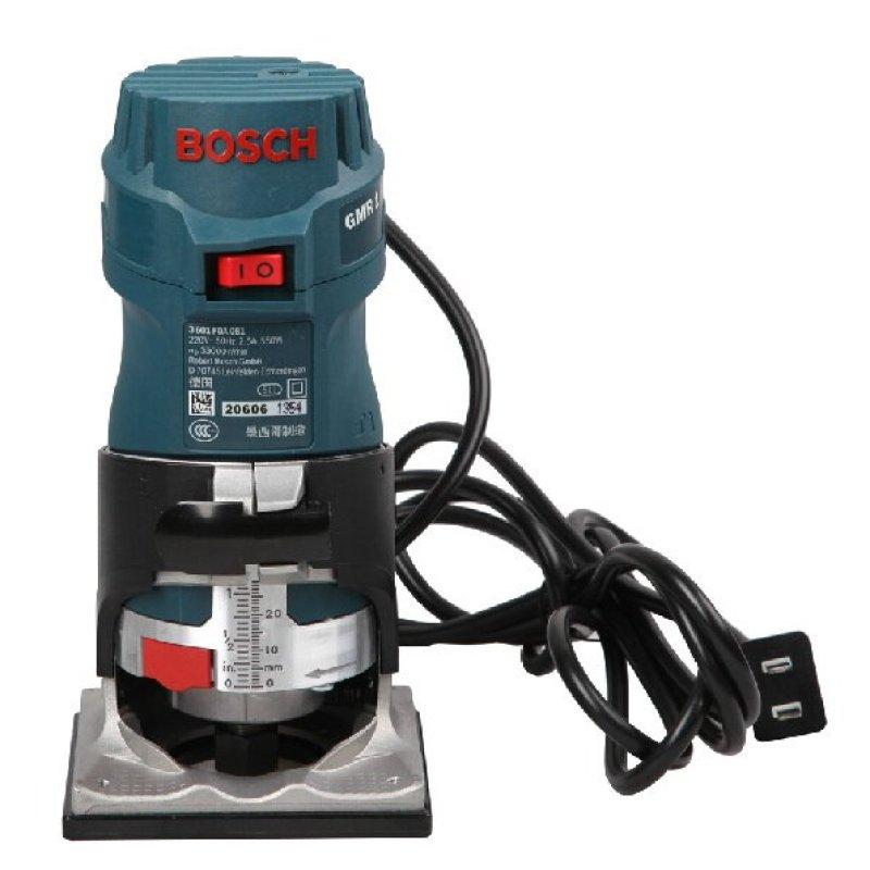 Máy phay nhỏ Bosch GMR 1 Professional (Xanh)