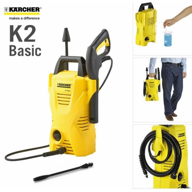 Máy phun áp lực Karcher K2 Basic