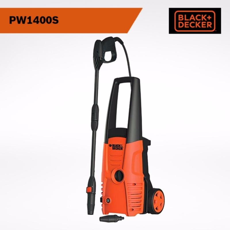 Máy phun cao áp Black & Decker PW1400S 1400W 110bar