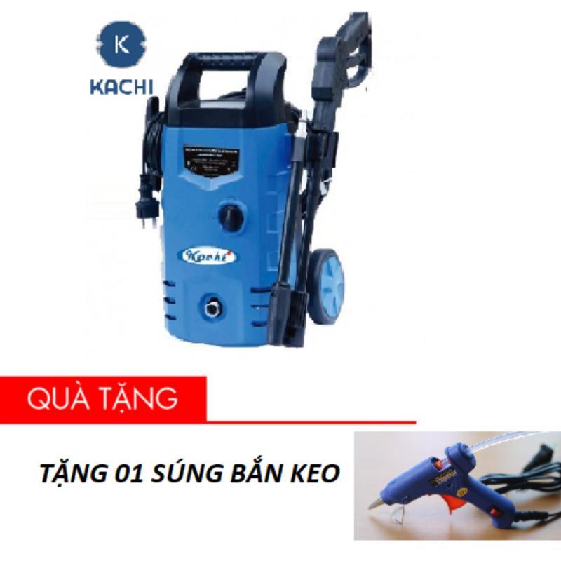 Máy phun xịt rửa cao áp Kachi tự hút nước + tặng súng bắn keo - Kachi Việt Nam phân phối