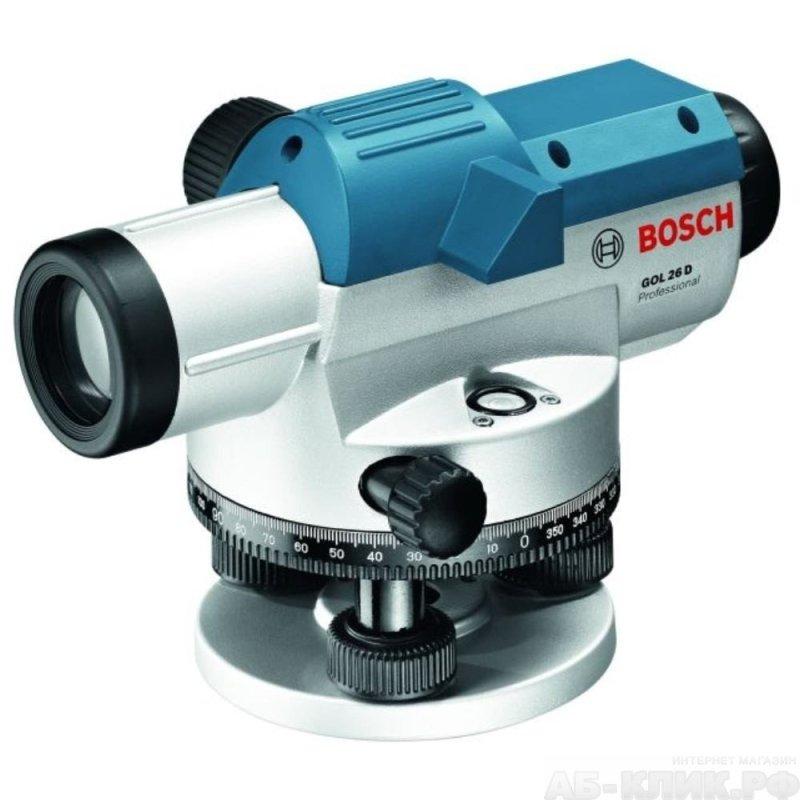 Máy thủy bình Bosch GOL 26 D Professional (Xanh)