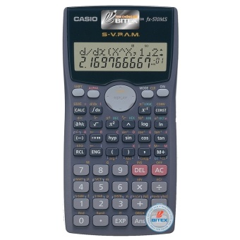 Máy tính Casio FX-570MS - 10226722 , CA192HLAA16WENVNAMZ-1763523 , 224_CA192HLAA16WENVNAMZ-1763523 , 590000 , May-tinh-Casio-FX-570MS-224_CA192HLAA16WENVNAMZ-1763523 , lazada.vn , Máy tính Casio FX-570MS