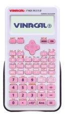 Máy tính Vinacal 570ES Plus II (Hồng)