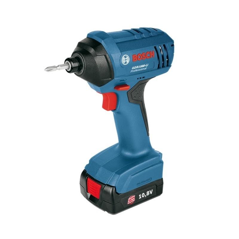 Máy vặn vít dùng pin Bosch GDR1080-Li (Xanh)