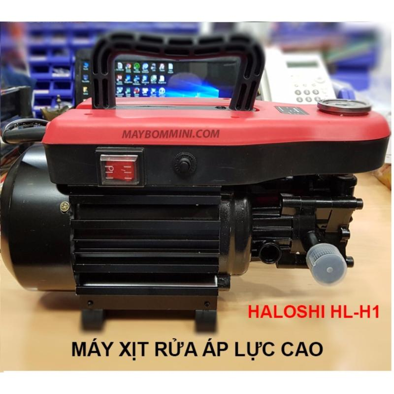 Máy xịt rửa cao áp Haloshi Hl-H1 - Chuyên Dùng Rửa Xe