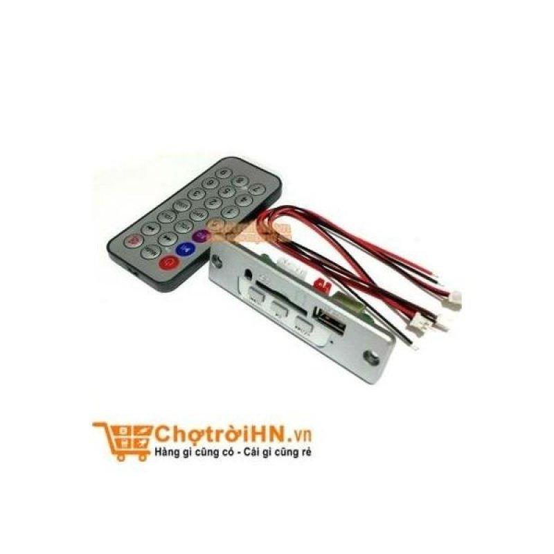 Bảng giá Mua MD Giải Mã MP3 3.7V 5V 1.5A 2x3W USB/SD V1