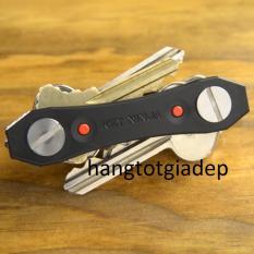 Móc chìa khóa độc đáo KEY NINJA (Designed in USA) - Hàng nhập khẩu