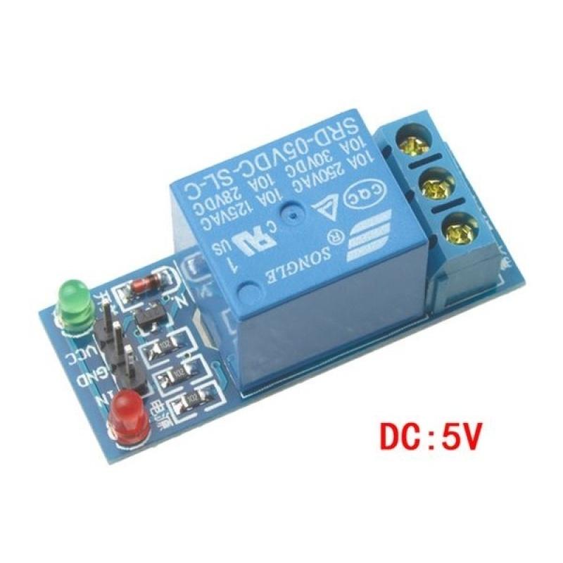 Bảng giá Module 1 relay 5V có đế