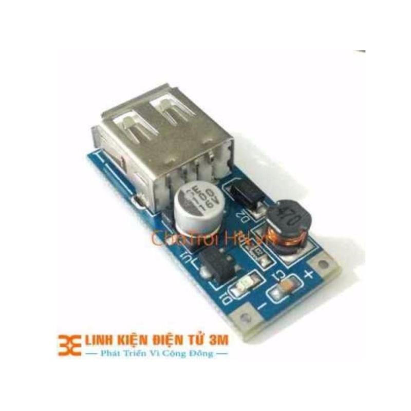 Bảng giá Mua Module Boost Điện Áp 0.9 ~ 5V | 5V 600mA