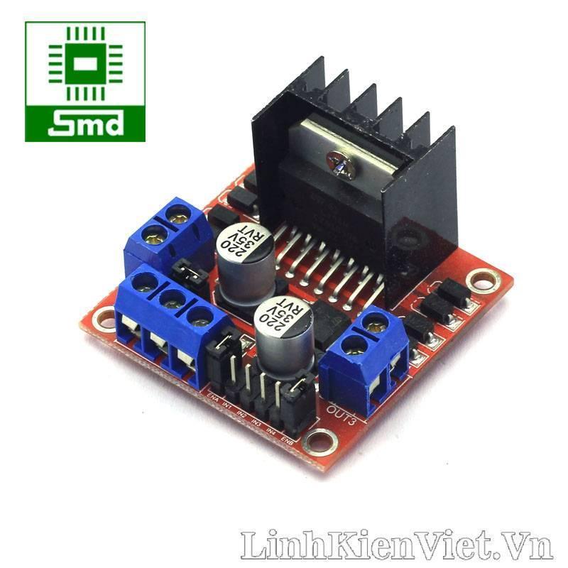 Bảng giá Module điều khiển động cơ L298